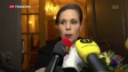 Video «Krise im Nobelpreis-Komitee» abspielen