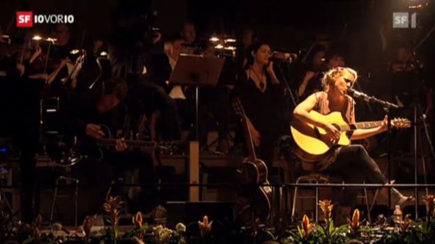 Video «Lunik mit Zürcher Kammerorchester» abspielen