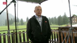 Video «Maurers Reden-Marathon» abspielen