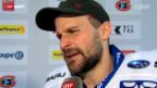 Video «Eishockey: Stimmen zu Fribourg-ZSC» abspielen