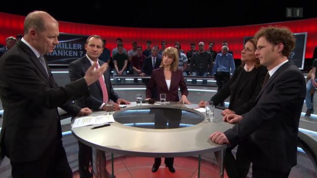 Video ««Arena» zum Franken-Schock» abspielen