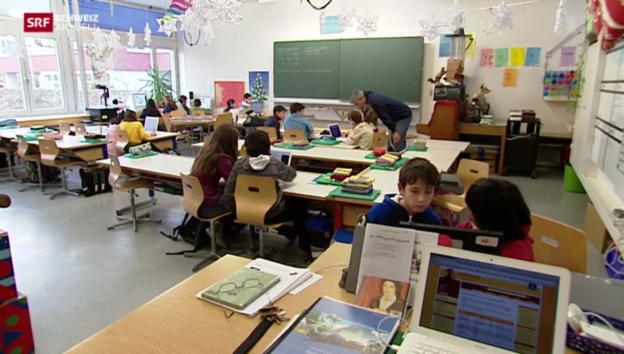 Video «Lohneinstufung in Aargauer Kindergärten ist «mangelhaft»» abspielen