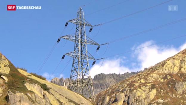 Video «Schweiz punkto Energiewende nicht auf Kurs» abspielen