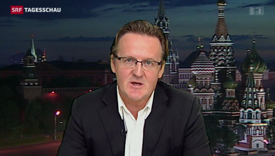 SRF-Korrespondent Franzen über den Stellenwert der ukrainischen Armee