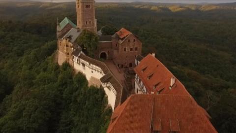 Tatorte der Reformation: Entführt auf die Wartburg (1/8)
