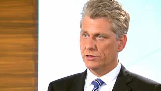 Video «Swiss in kniffliger Lage – CEO Harry Hohmeister im Studio» abspielen