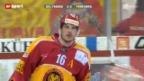 Video «Eishockey: SCL Tigers - Fribourg» abspielen