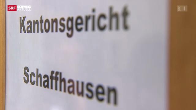 Erich Schlatter entlassen