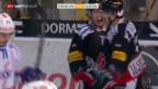 Video «Eishockey: NLA, Freiburg - Kloten («sportaktuell»)» abspielen