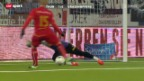 Video «Fussball: Thun - GC» abspielen