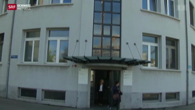 Video «Polizist nach Schüssen auf Autodieb in Freiburg freigesprochen» abspielen