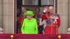 Video «News: Prinz Philip tritt zurück / «ESC» 2018 in Lissabon» abspielen