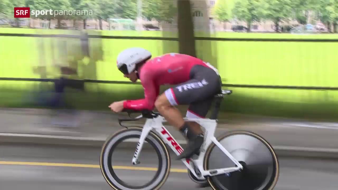 Rad: Tour de Suisse, Fabian Cancellara
