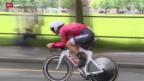 Video «Rad: Tour de Suisse, Fabian Cancellara» abspielen
