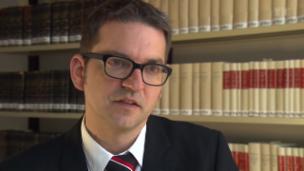 Video «Schwerkrimineller oder Justizopfer? Teil 2» abspielen