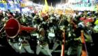 Video «Haitianer feiern Karneval in Port-au-Prince» abspielen