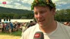 Video «Eidgenössisches Turnfest: Nationalturnen» abspielen