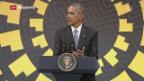 Video «Obama ist wenig zuversichtlich für Syrien» abspielen