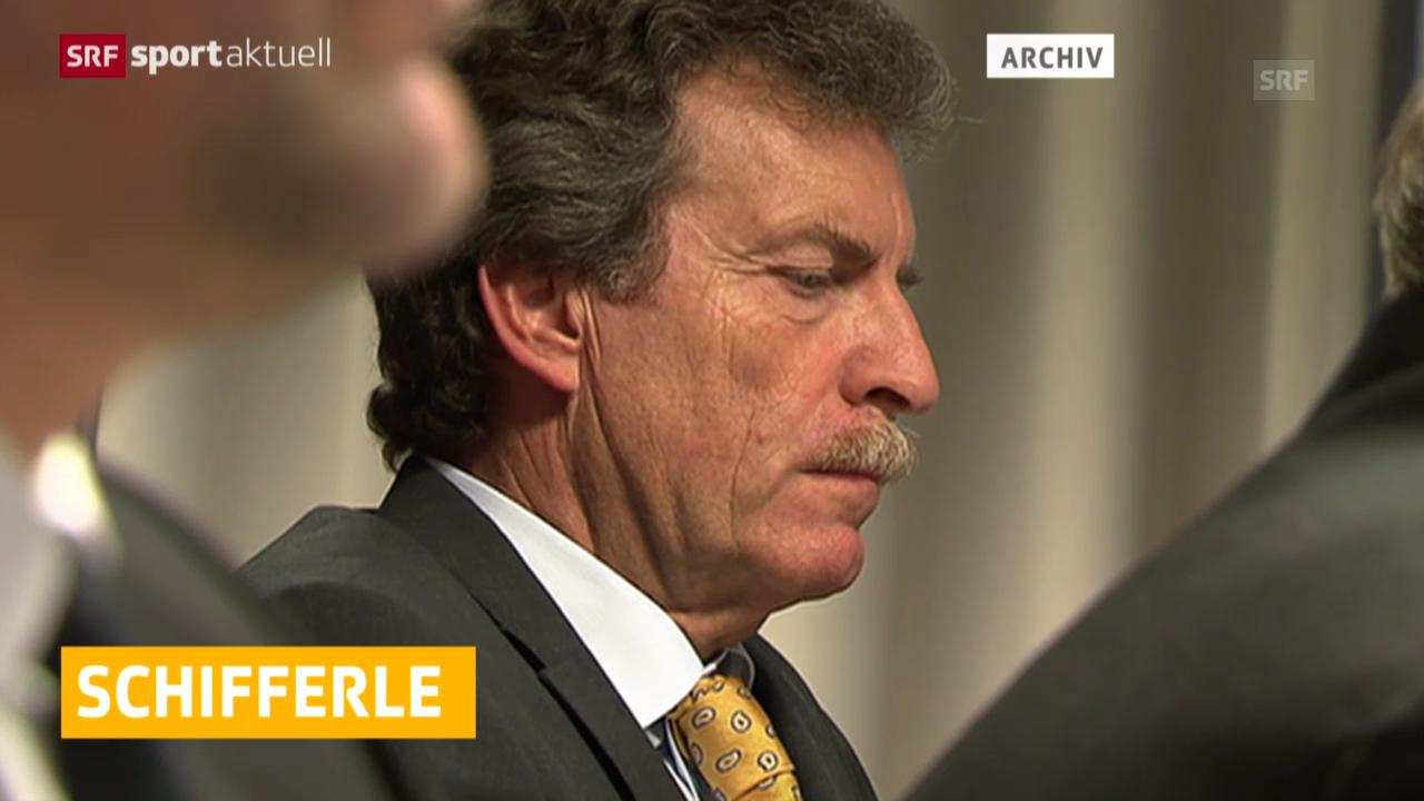 Fussball: SFL-Präsident Schifferle wiedergewählt
