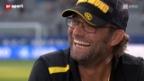 Video «Jürgen Klopp betet jeden Tag – Das Gespräch» abspielen