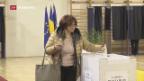 Video «Rumäniens Sozialdemokraten zurück an der Spitze» abspielen
