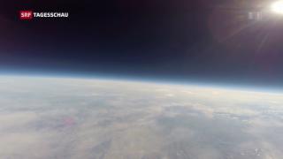 Video «Ozonschicht schrumpft weiter» abspielen