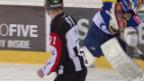 Video «Eishockey: Genoni als Passgeber» abspielen