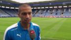 Video «Fussball: Gökhan Inler» abspielen