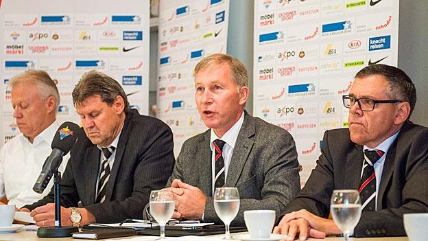 FC Aarau macht Druck (22.09.2014)