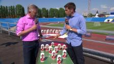 Link öffnet eine Lightbox. Video Huggel zur Startelf gegen Serbien abspielen