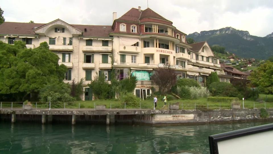 Wie weiter mit dem Hotel Hirschen in Gunten BE