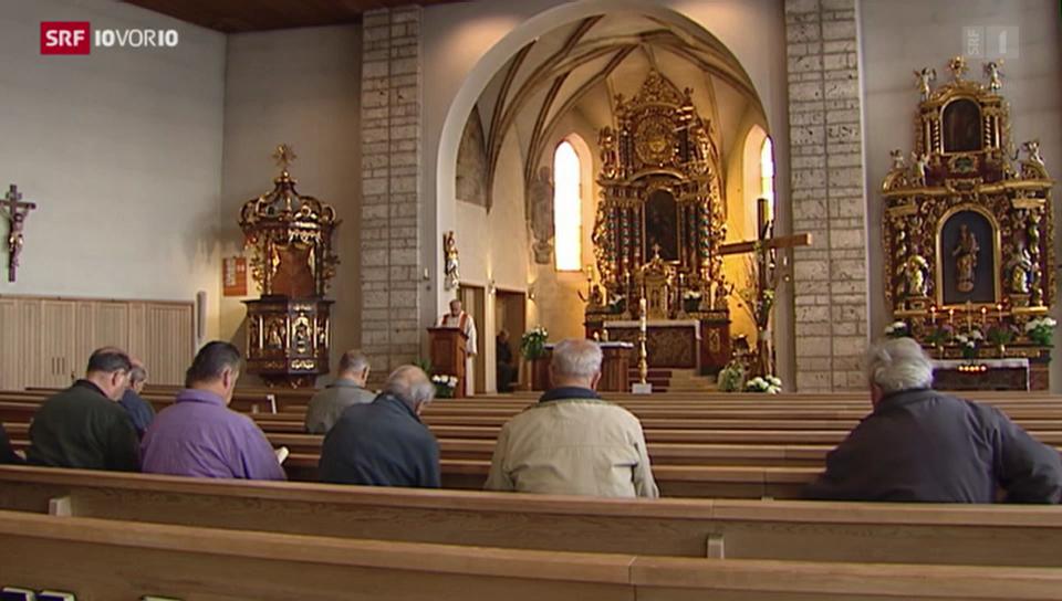 Was sich die Schweizer Katholiken von ihrer Kirche erhoffen