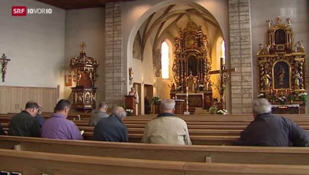 Video «Was sich die Schweizer Katholiken von ihrer Kirche erhoffen» abspielen