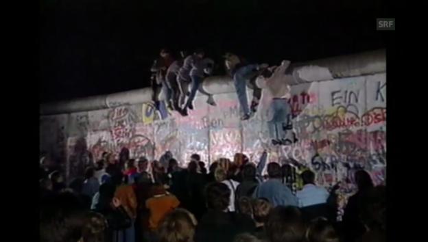 Video «09.11.1989 – Die Bilder» abspielen