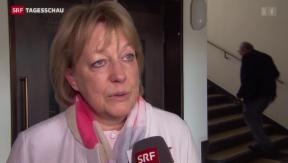 Video «Wahlen ZH: Kantonsrat wird bürgerlicher» abspielen