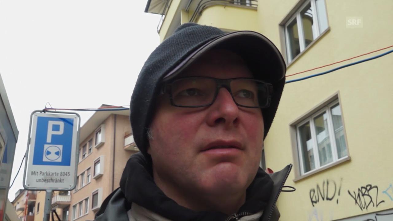 Rohrbruch in Zürich: Die Hausbewohner fürchten den Abbruch