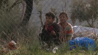 Video «Vergesst Europa: Auf Lesbos sitzen tausende Flüchtlinge fest» abspielen