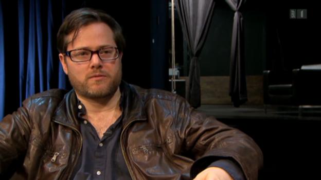 Video «Milo Rau geht im Theater dem Bösen auf die Spur» abspielen
