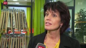 Video «Monsterdebatte zum Atomausstieg der Schweiz beendet» abspielen