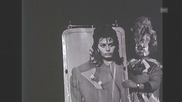 Video «1970. «Standpauke»» abspielen