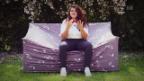 Video «Neue «G&G-Serie: Auf dem «Musik-Sofa» mit Sängerin Tiziana Gulino» abspielen