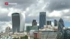 Video «EU-Länder buhlen um Londoner Banken» abspielen
