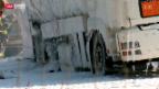 Video «Tanklaster in Flammen» abspielen
