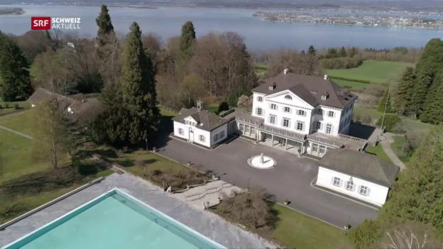 Video «Schweiz aktuell vom 12.04.2018» abspielen