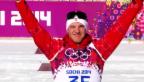 Video «Cologna und Co.: Ansturm auf die Ausrüstung der Olympia-Helden» abspielen