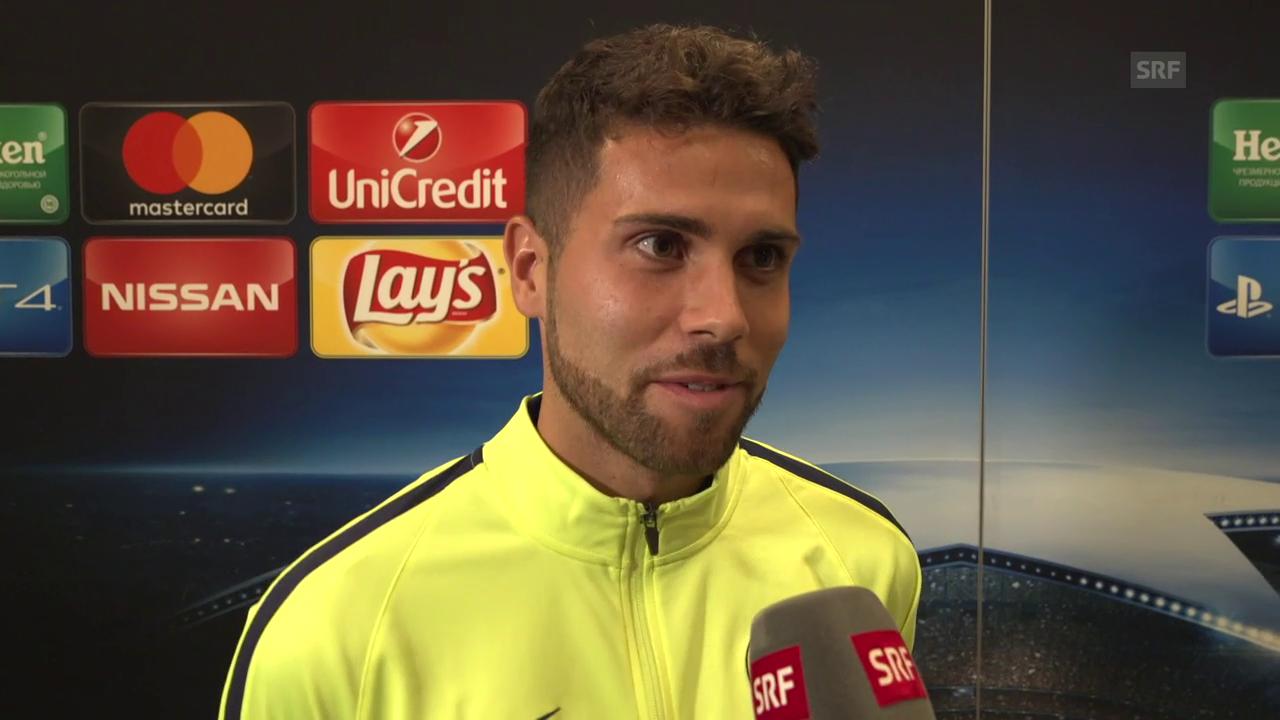 Bertone: «Haben uns die Tore hoffentlich aufgespart»