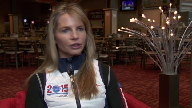 Video «Ski: WM Vail/Beaver Creek, OK-Chefin Folz im Interview» abspielen