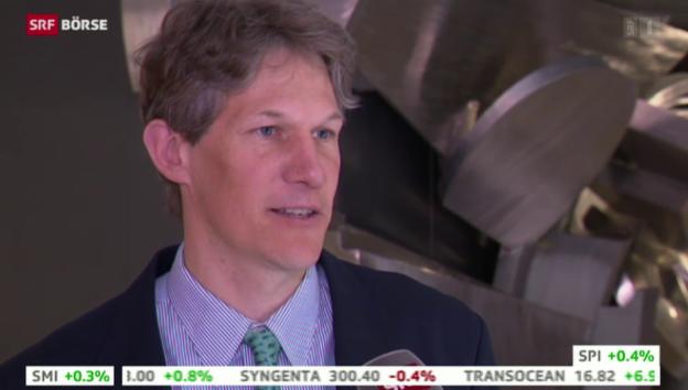 Video «SRF Börse vom 03.02.2015» abspielen