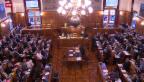 Video «Heftige Debatte um KESB» abspielen
