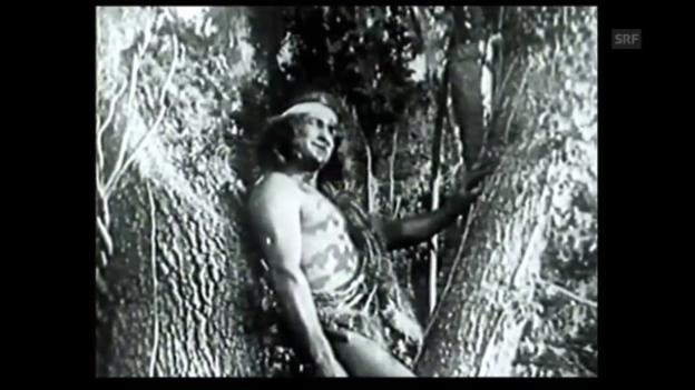 Video «Filmschatz: «Tarzan of the Apes»» abspielen